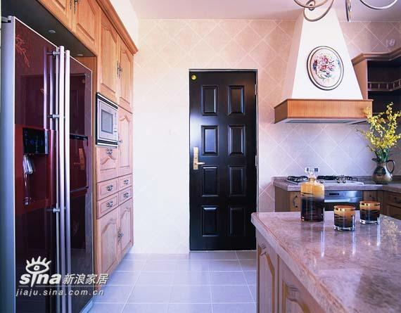 欧式 三居 厨房图片来自用户2746948411在万城华府92的分享