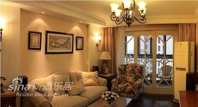 田园 二居 客厅图片来自用户2737946093在美颂巴黎-田园风欧式美家72的分享
