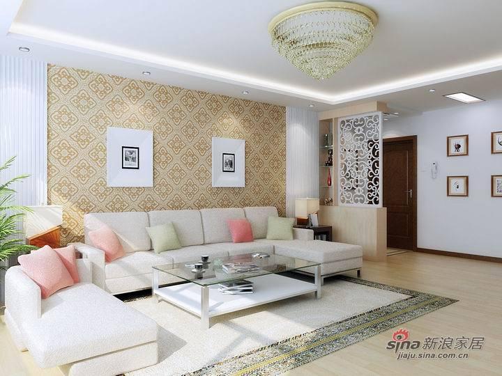 简约 二居 卧室图片来自用户2739378857在80后小夫妻打造现代简约式新婚爱巢63的分享