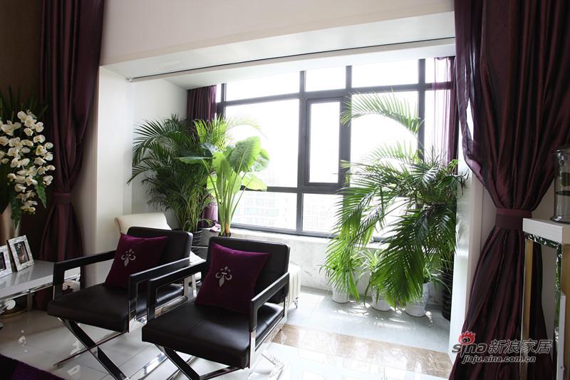中式 别墅 客厅图片来自用户1907659705在【多图】中式风格,别墅大宅实景效果88的分享