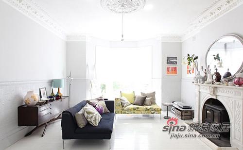 6.7万打造98平清新欧式美丽家园