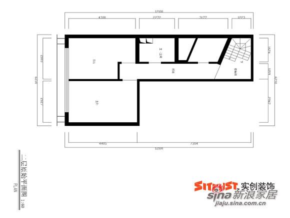 :二手房装修:北京像素130平简约设计风