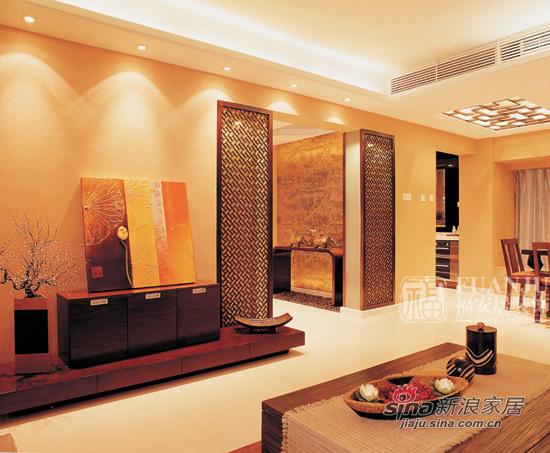 中式 二居 客厅图片来自用户1907658205在富丽堂皇两居中式风格87的分享