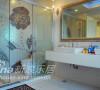 黑白灰的新古典风情5——浴室