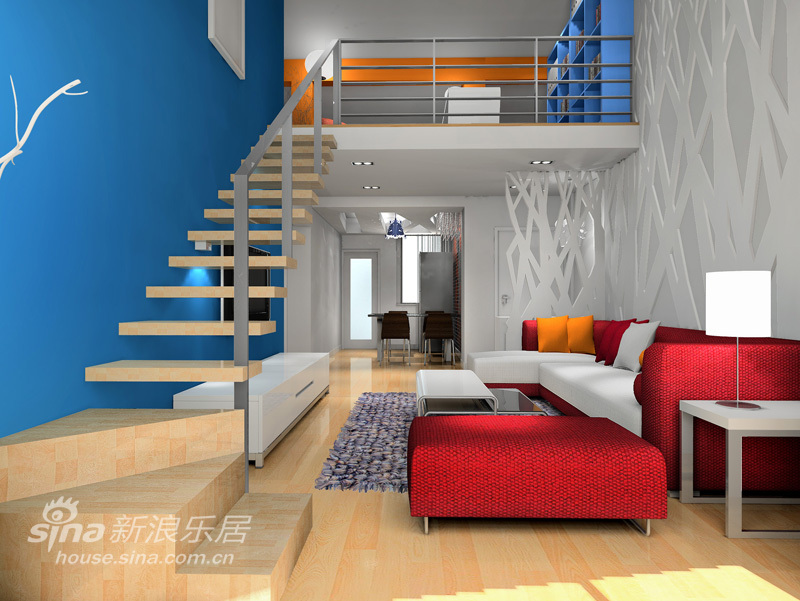 简约 一居 客厅图片来自用户2738813661在城市--森林65的分享