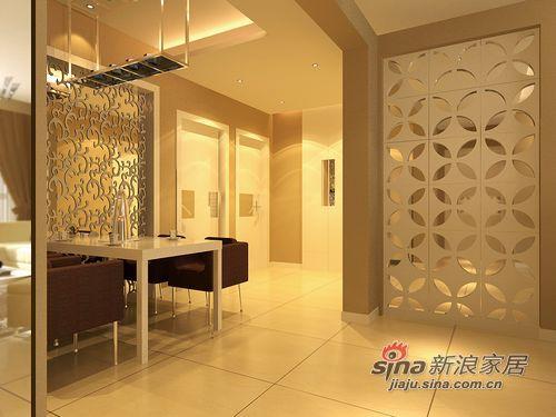 简约 二居 餐厅图片来自用户2739378857在看塔楼户型是怎么装成温馨·个性的2口之家!37的分享