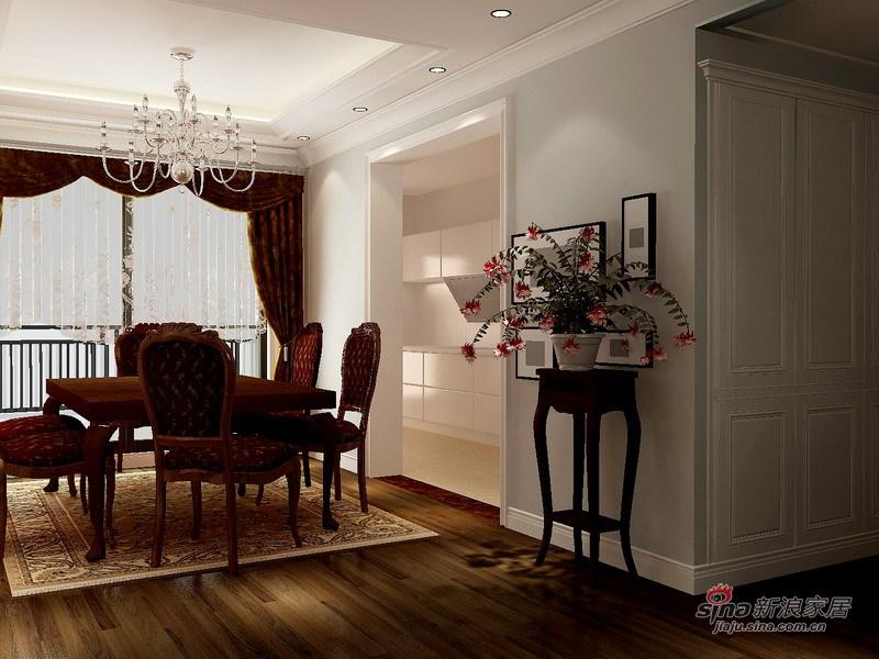 欧式 三居 客厅图片来自用户2746953981在17万装134平知性、优雅个性家居20的分享