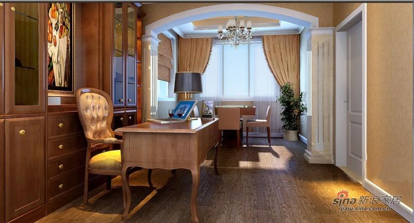 欧式 三居 客厅图片来自用户2746953981在22万装121平品质现代简约三居室98的分享