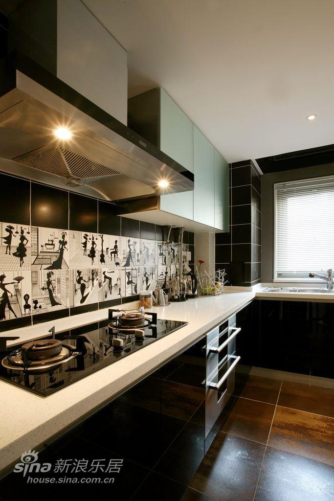 简约 一居 厨房图片来自用户2738093703在万科—金阳57的分享