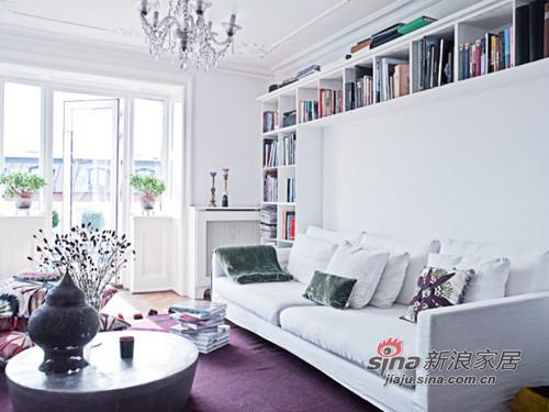 78平设计师的带阁楼华丽公寓