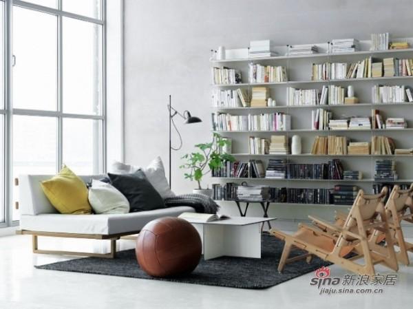 整面墙的书架,多隔板的置物架,床底抽屉…