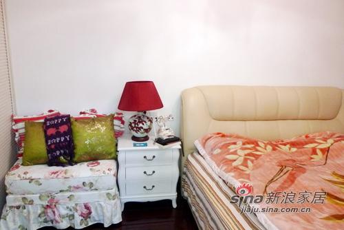 简约 二居 卧室图片来自用户2557010253在我的专辑397806的分享