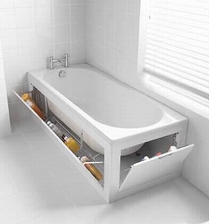 方便实用的浴缸