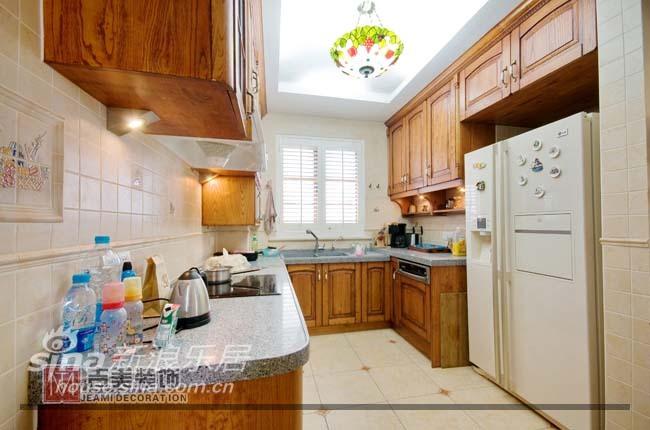 其他 别墅 厨房图片来自用户2558757937在九九别墅 地中海风格80的分享
