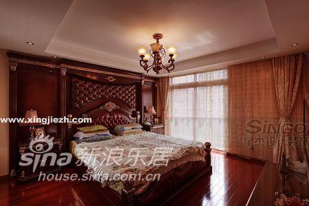 欧式 复式 卧室图片来自用户2745758987在万科四季花城30的分享
