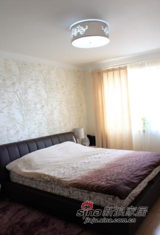 简约 三居 客厅图片来自用户2737950087在120平和谐空间清雅居45的分享