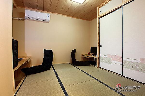 小书房榻榻米设计