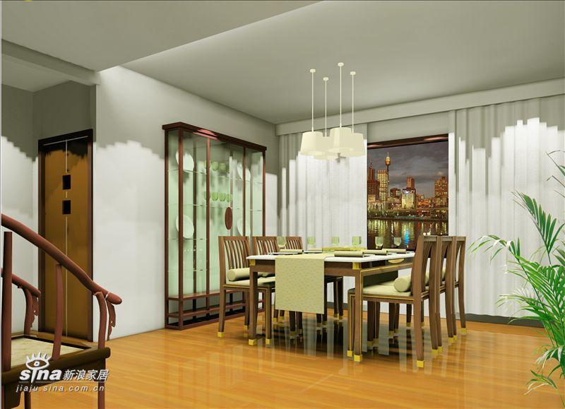 简约 三居 餐厅图片来自用户2739378857在傲城86的分享