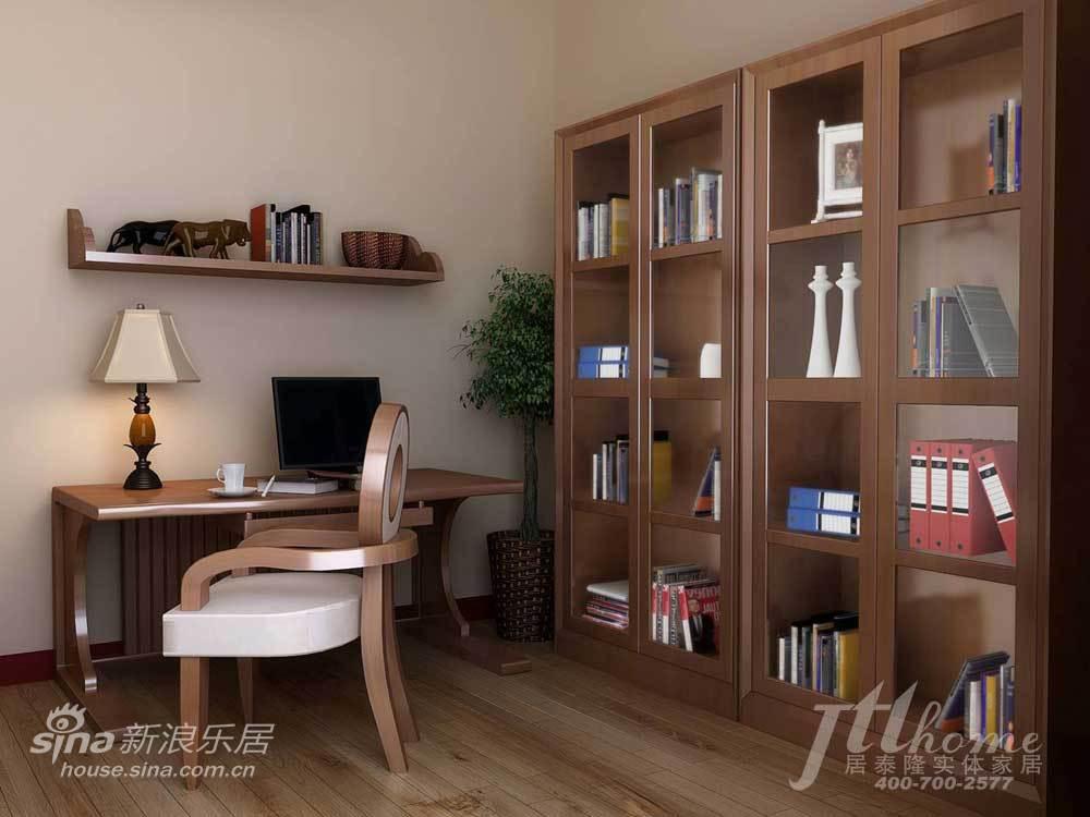 简约 二居 书房图片来自用户2738829145在遇见幸福二之幸福涟漪19的分享
