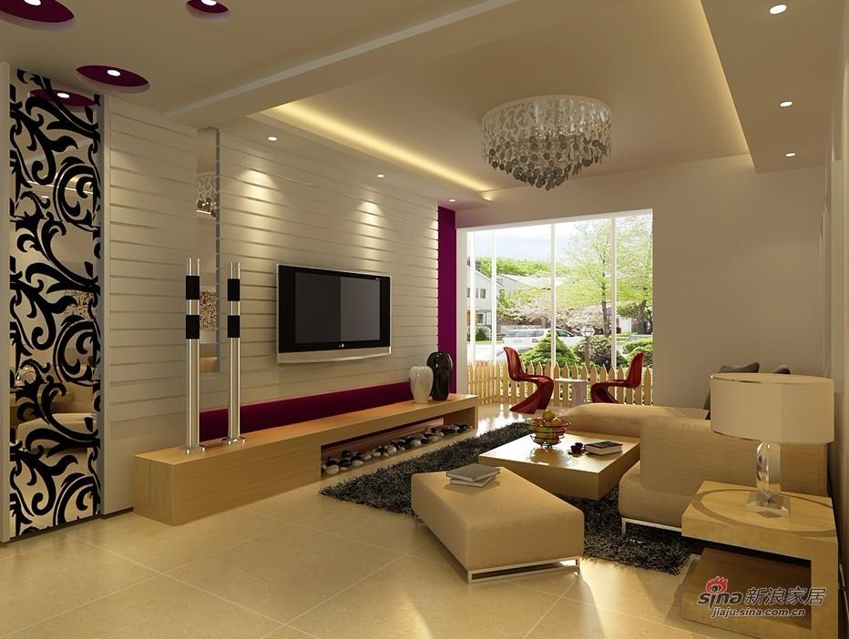 简约 二居 客厅图片来自用户2737782783在华美简约现代风72的分享