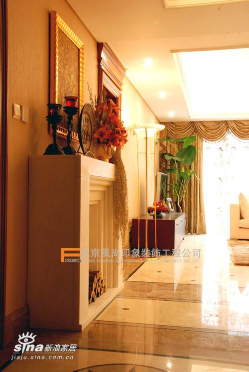 风尚装饰 壁炉及电视柜