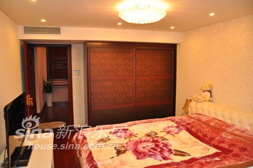 中式 别墅 客厅图片来自用户2757926655在新城花园57的分享