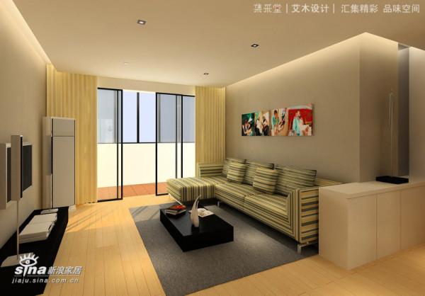 简约 二居 客厅图片来自用户2556216825在[集采堂-艾木] 格外亮丽-可人儿的新房23的分享