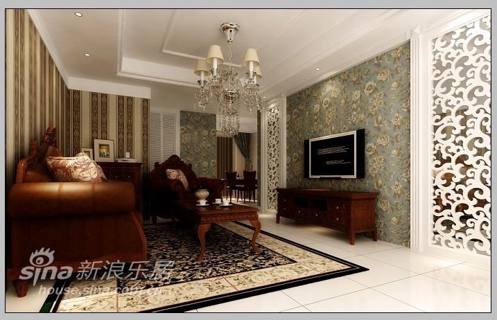 其他 二居 客厅图片来自用户2771736967在铂金华府95平两房两厅美式风29的分享