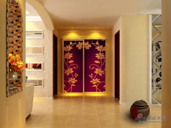 唯美的走廊设计