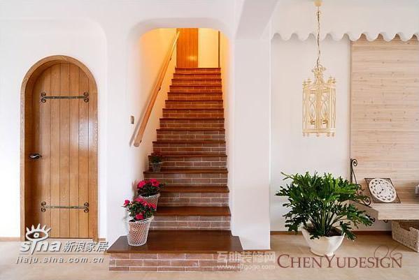 欧式 跃层 楼梯图片来自用户2746889121在悬铃木下 --- 那时花开86的分享