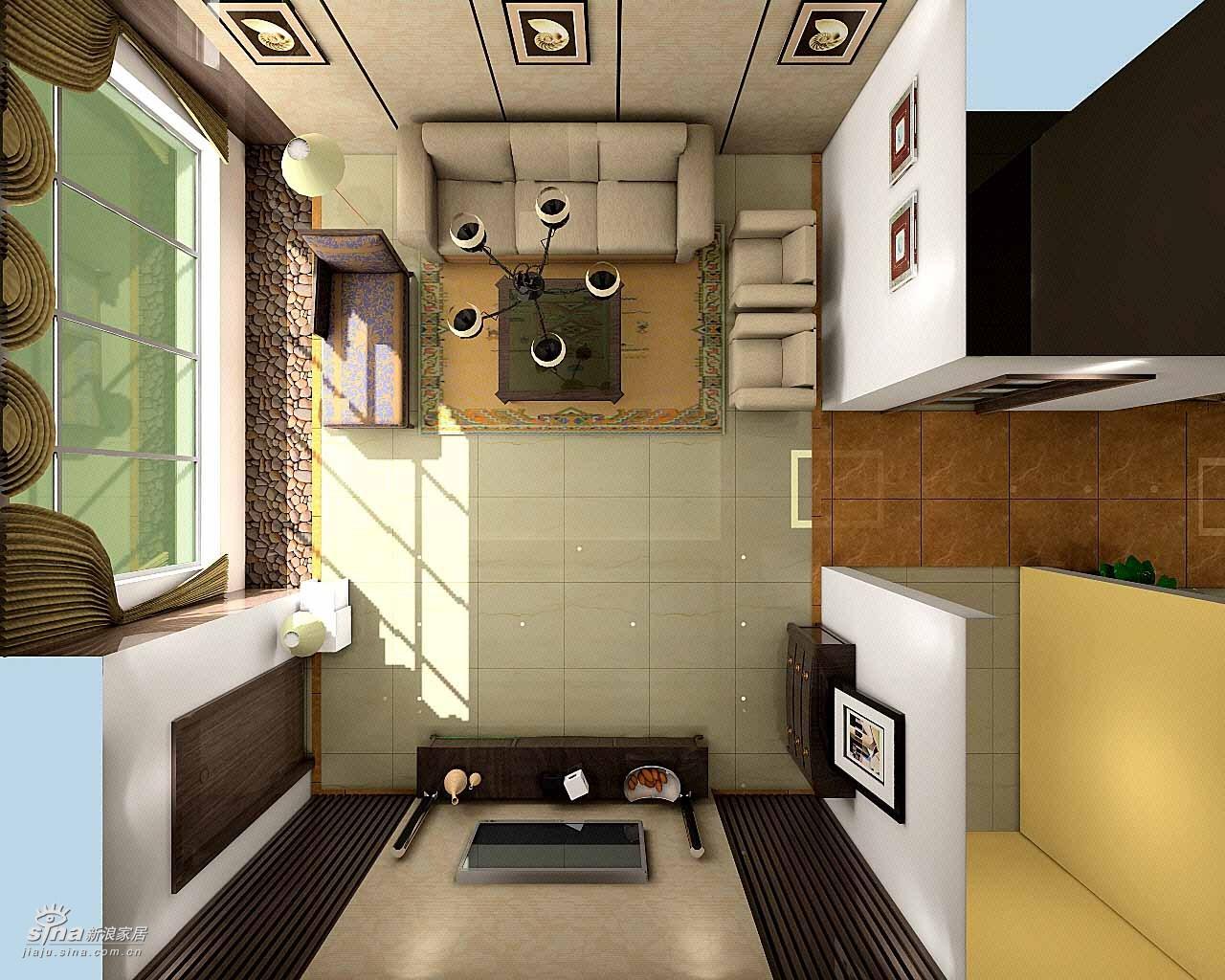 其他 别墅 客厅图片来自用户2557963305在清新的韵律45的分享
