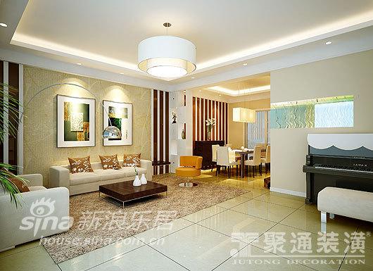 简约 一居 客厅图片来自用户2738820801在圣陶沙98的分享