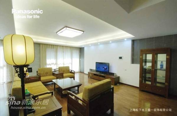 中式 四居 客厅图片来自用户1907661335在松下盛一:中式暖暖情17的分享