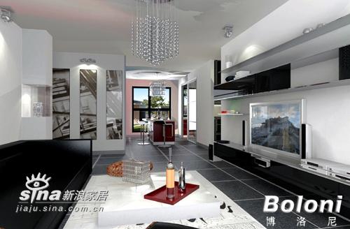 简约 三居 客厅图片来自用户2556216825在《黑白红》橄榄城44的分享