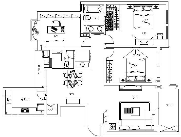 简约 三居 客厅图片来自用户2738813661在我的专辑299877的分享