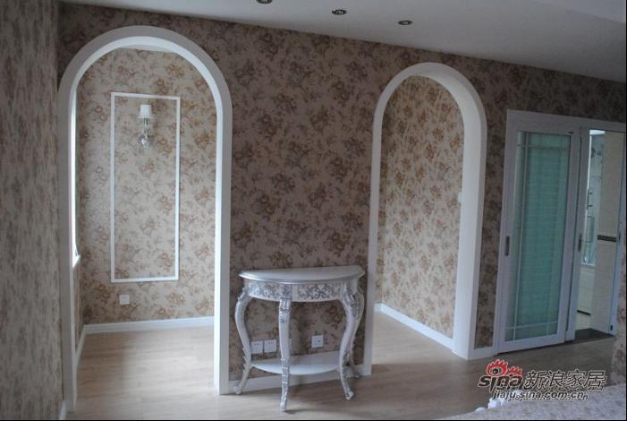 欧式 三居 玄关图片来自用户2772856065在170平米低调奢华简欧之家56的分享
