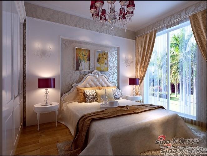 简约 二居 卧室图片来自用户2556216825在我的专辑358068的分享