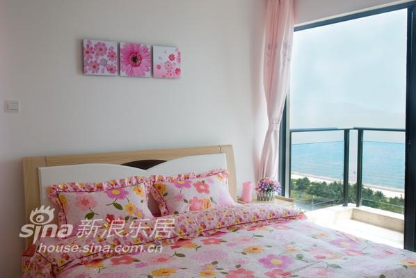 地中海 四居 卧室图片来自用户2756243717在雅致主义风格-马可波罗88的分享