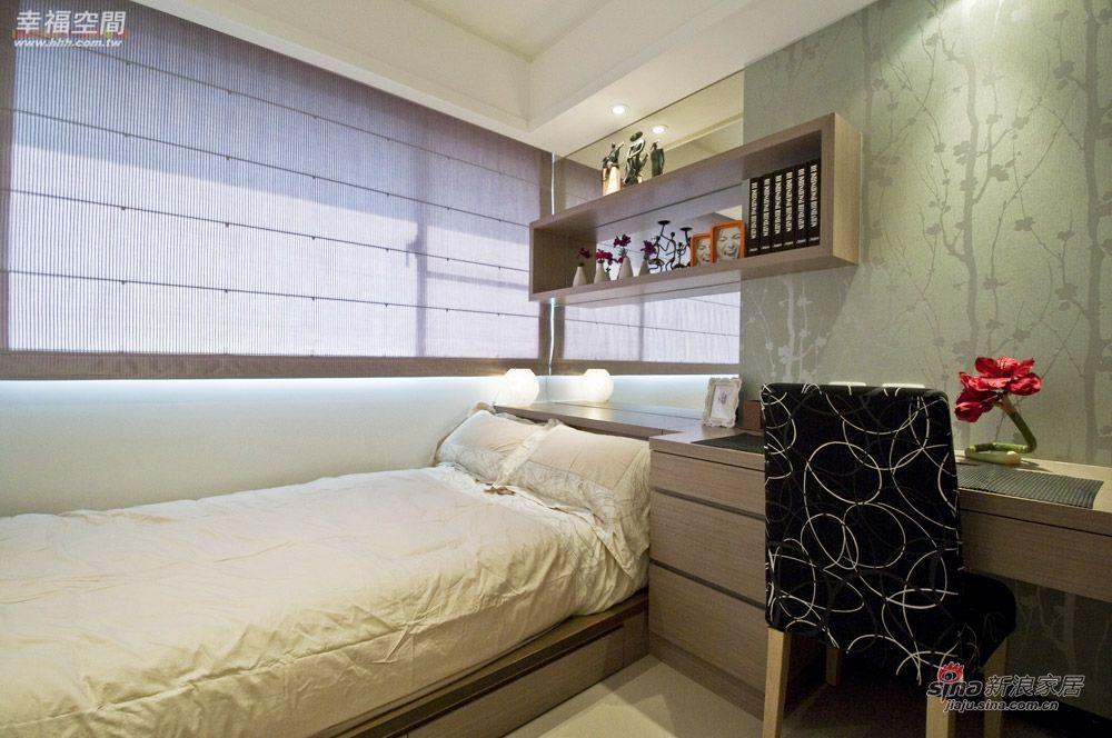 新古典 三居 卧室图片来自幸福空间在132平米新英式古典风尚92的分享