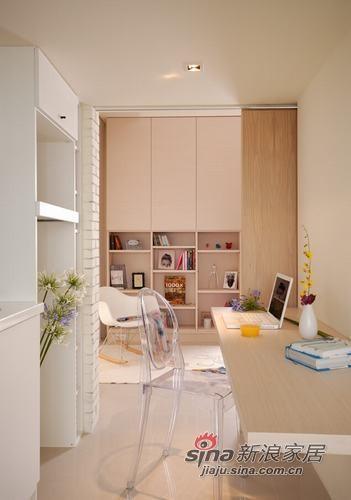 欧式 公寓 书房图片来自用户2772873991在都會女子的私密伸展台43的分享