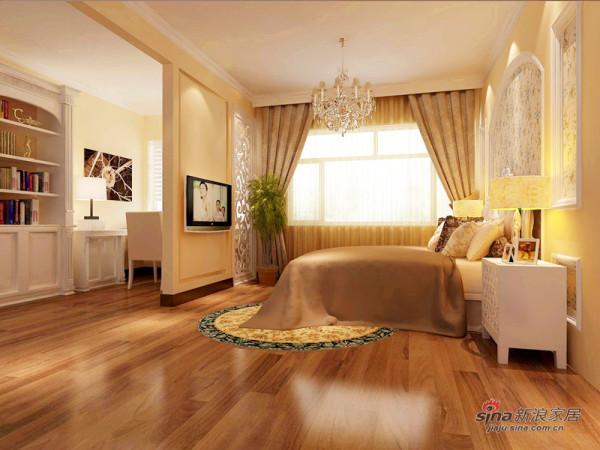 卧室简约设计