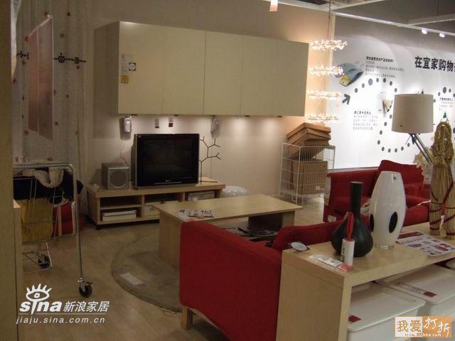 简约 一居 客厅 白领图片来自用户2738829145在北京宜家样板间系列五90的分享