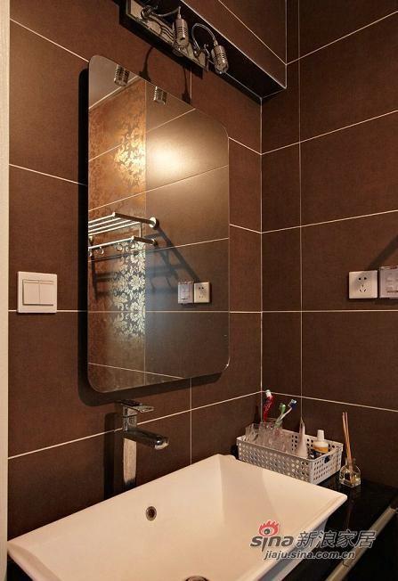 卫生间小镜子
