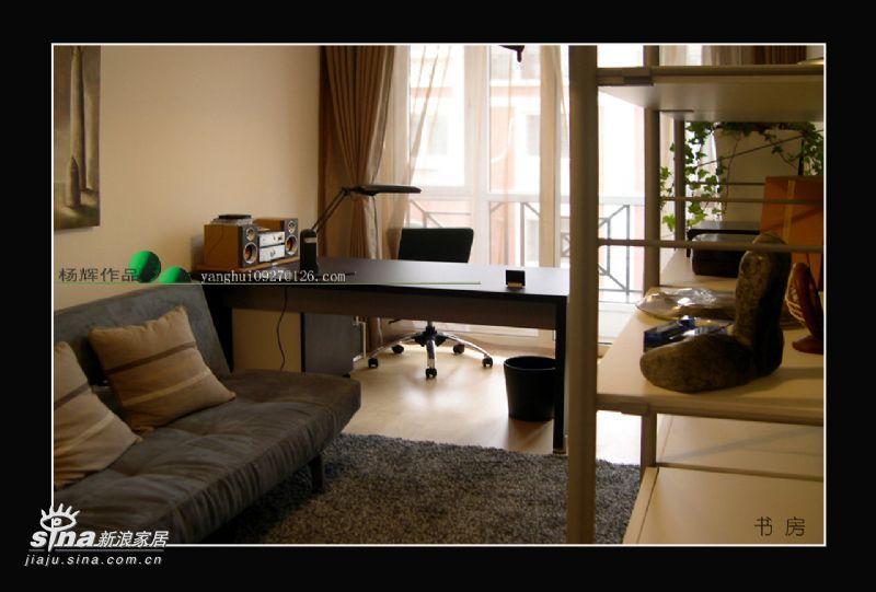 欧式 别墅 书房图片来自用户2746953981在塞纳维拉32的分享