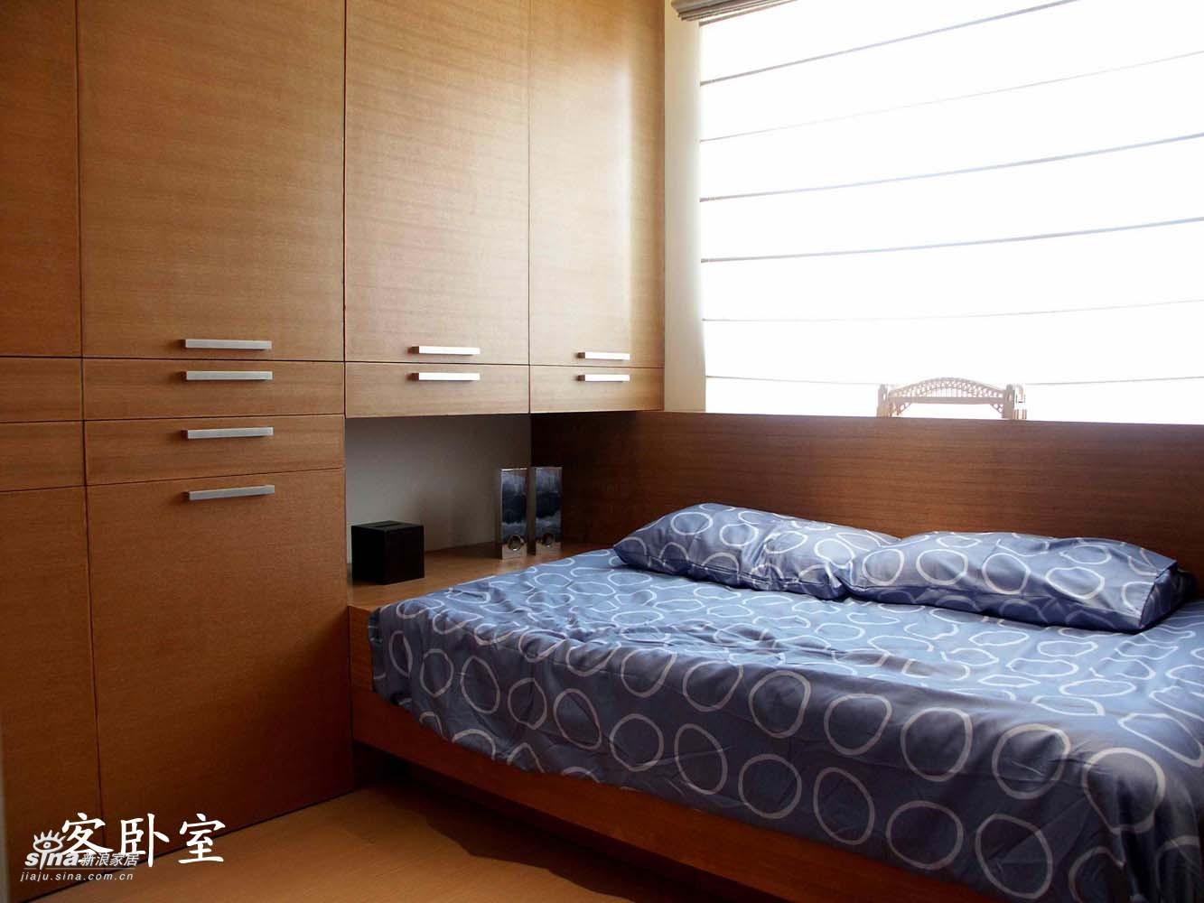 简约 三居 卧室图片来自用户2745807237在刘绍军作品97的分享
