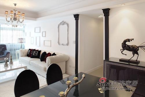 新古典 三居 餐厅图片来自用户1907701233在轻质华丽个性化新古典 59的分享