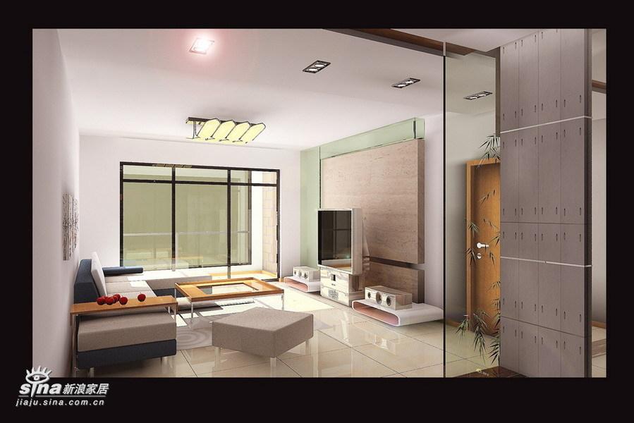 简约 三居 客厅图片来自用户2737782783在新兴时代49的分享