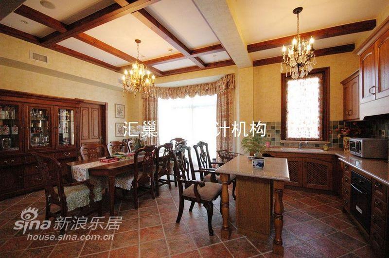田园 别墅 餐厅图片来自用户2737946093在中海瓦尔登湖别墅(乡村风情)75的分享