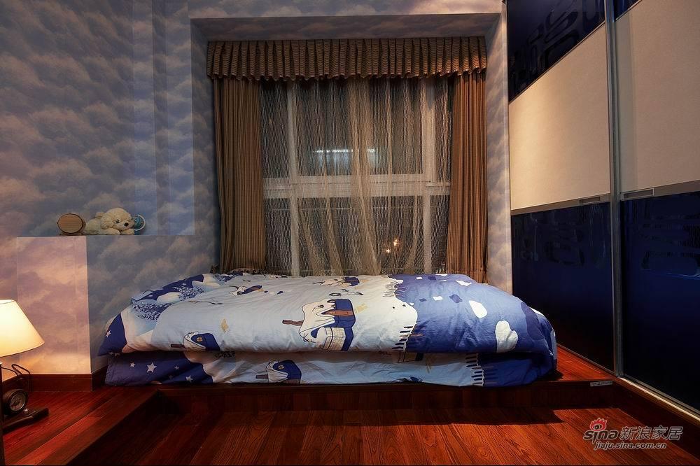 简约 三居 卧室图片来自用户2739153147在我的专辑936295的分享