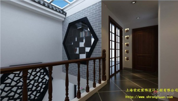 聂文晟-中式新古典风格